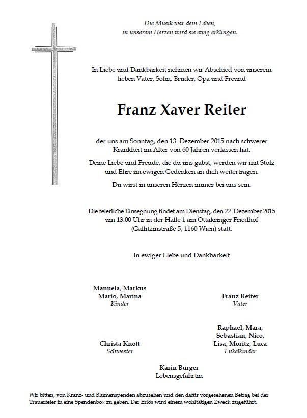 Franz Parter